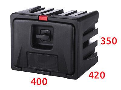 Truck Tool Box Car Storage Box 400x350x420 Underbody Truck Box LAGO Black Dog