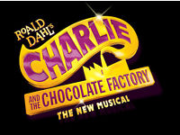 Charlie and the Chocolate Factory Tickets x 2 - *30 pounds each*