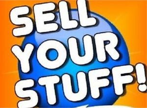 Want to sell your stuff??? STOP HERE