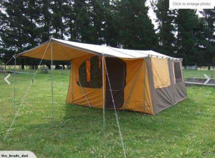 Sunshine Leisure tent