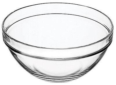 36x Schüssel 7 cm stapelbar ARCOROC Empilable Glas  Glasschale Schälchen