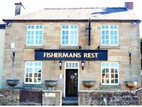 Bar Staff Urgently Required at The Fisherman's Rest - Mainly Weekends - Experience Essential