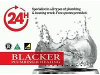 Blacker Plumbing & Heating - Half Price Boiler Services
