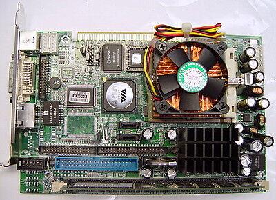 Axiomtek Sbc826a0 Half-size Pci 370 Single Board Computer Sbc