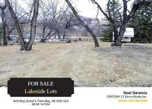 Lot 711 For Sale @ Crooked Lake