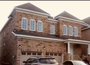 Brand new 4 bedroom house for rent in Bowmanville.