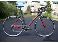 Specialized race allez carbon fibre road bikw