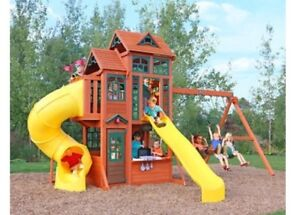 Looking to buy a cedar playset