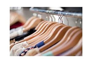 REDUCED! Successful Contemporary Retail Clothing Store