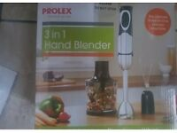 hand mixer and blender for sale