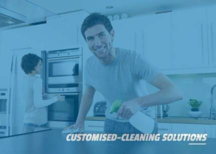 Cleaning Franchise-All Bookings Provided By Better Bond Cleaning