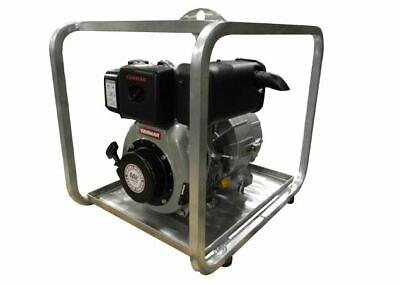 2 Yanmar Diesel Trash Pump