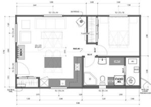 Brand new private one bedroom garden house