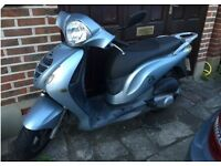 HONDA PS 125 - LOW MILEAGE, SINGLE OWNER