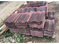 FREE roof tiles, concrete lintels and various bricks