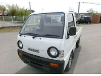 SUZUKI CARRY PICK UP * ONLY 8000 MILES FROM NEW * 4X4 * CHOICE OF TWO