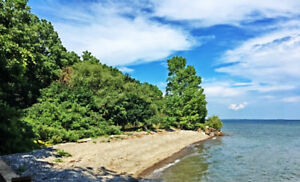 """Build Dream Home""  1 ac +/- lot on Tranquil Lake Erie Setting"