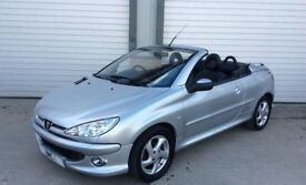 USED CAR Peugeot 206 CC 1.6 16v Quiksilver 2dr