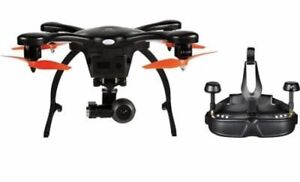 BRAND NEW GHOSTDRONE 2.0 VR DRONE 4K IOS IPHONE COMPATIBLE