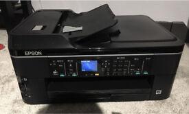 Epson workforce WF - 7515 scanner / printer / Fax / copy