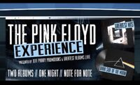 The Pink Floyd Experience at the TCC