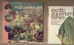 2 Aquarium hardcovers