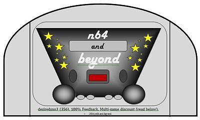 n64 and beyond
