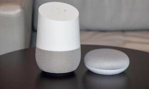 """We are a Store"" Google Home Mini @ 49.99 $ & Google Home @ 119.99 $ - Brand New Sealed"