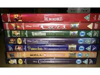 Dvd bundle disney