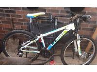 Cube mountain bike £150 ono