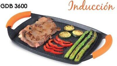 Orbegozo plancha GDB3600 asar grill
