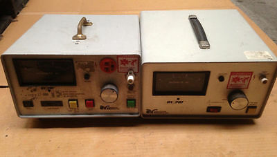 Lot Of Two Associated Research 4040at Hypot And Ground Continuity Tester 403ai
