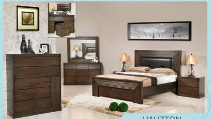 FREE MATTRESS WHEN YOU PURCHASE 4 OR 5 PIECES BEDROOM SUITE