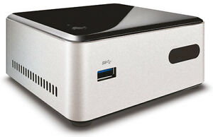 Intel NUC Mini PC w/ Microsoft All-in-One Media Keyboard London Ontario image 1