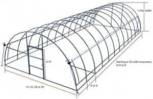 WANTED - Commercial Greenhouse Frame