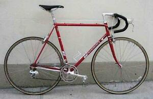 WANTED: CLASSIC / VINTAGE ROAD RACING BICYCLES