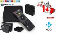ON SALE  $69.99 BRAND NEW MXQ TV Box FULLY LOADED WATCH FOR FREE