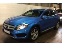 Mercedes-Benz GLA220 AMG Line FROM £103 PER WEEK!
