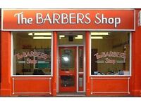 Barber part time required in Perth. (Excellent rates of pay)