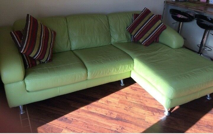 Leather Sofas Couch In Hull East Yorkshire Gumtree