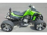 JINLING QUADBIKE 250cc ROAD LEGAL