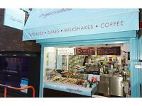 (COVENT GARDEN) LOLAS CUPCAKES - PART TIME STAFF- EXCELLENT TRAINING
