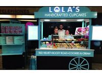 (Piccadilly) LOLAS CUPCAKES - RETAIL TEAM/SUPERVISORS/FULL/PART TIME - EXCELLENT TRAINING
