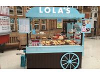 (Marylebone) LOLAS CUPCAKES LOOKING FOR NEW TEAM MEMBERS - EXCELLENT TRAINING