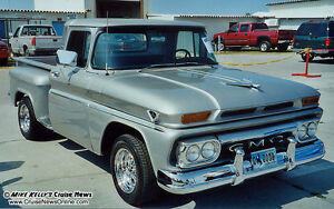 WANTED '63-66 Chev/GMC