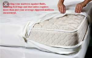 DOUBLE ENCASEMENT BED COVER