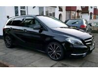 Mercedes B180 Sport Auto 2012. Heated Leather, Reverse Camera