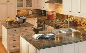 Professional & Custom Laminate Countertops Installation