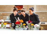 Esprit Group / Events Waiters & Waitresses / Part time & Full time / Immediate start