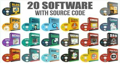 32 Internet Marketing Softwares With Resell Rights Many Bonus - Special Offer